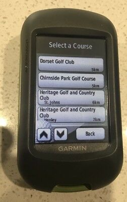 Garmin Golf Approach G3 Gps Up To Date Maps With Belt Clip And Case Protector
