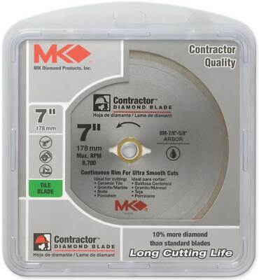 Tile 7in X.065x-5/8, PartNo 167029-CN, by Mk Diamond Products, Single Unit