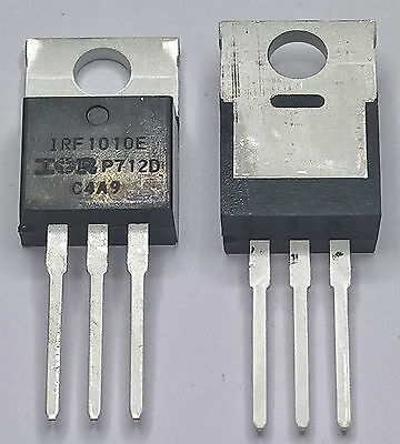 10 x IRF1010E N-Kanal MOSFET 84A 60V 0.012Ohm TO-220AB