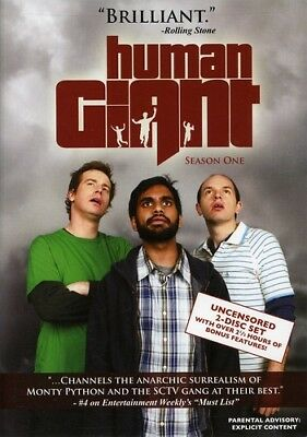 Human Giant: The Complete First Season [2 Discs] (DVD Used Like New)