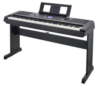 Yamaha DGX-650B Digital-Piano