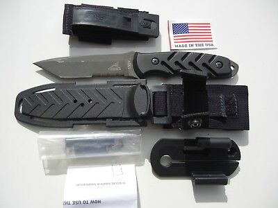 Gerber Yari II USA S30V tactical fighting survival knife DISCONTINUED New