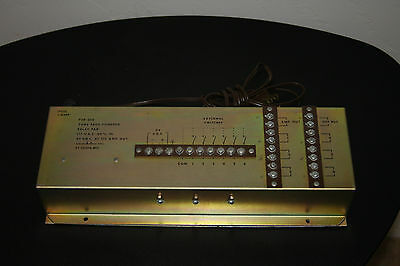 VINTAGE SOUNDOLIER INC. PSR-206 Zone Page Powered Relay PAK