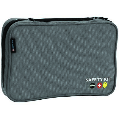 Relief Pod RP132-108K-065 Roadside Safety Kit, First Aid, Emergency blanket/Tool