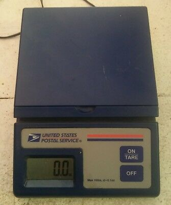 10 Lb Capacity Official United States Postal Service Postal Mailing Scale Usps