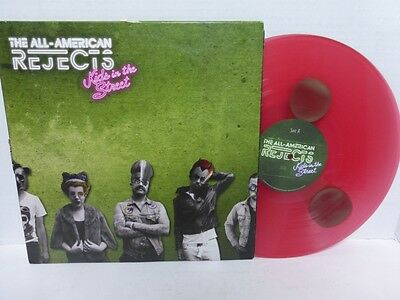Kids in the Street by The All-American Rejects (Vinyl, May-2012, Geffen)