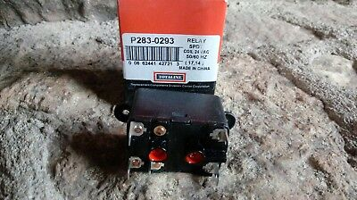 Totaline Carrier Furnace Compressor Fan Relay P283-0293