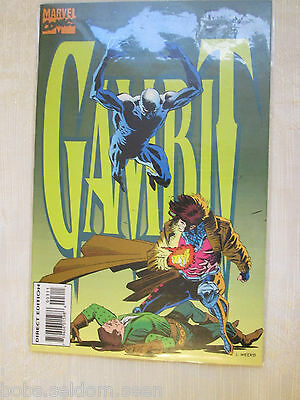 Marvel Comics Gambit 3 FEB  Direct Edition Bagged & Boarded Ungraded Uncertified