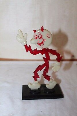 REDDY KILOWATT Plastic Figure Display Advertising