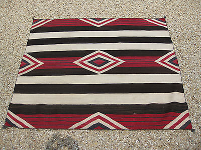 NAVAJO THIRD PHASE RUG (EARLY 1900's)