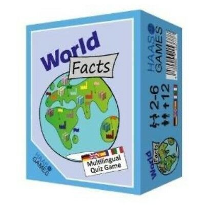 World Facts Haas Games 4280000153777