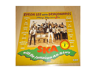 Byron Lee And The Dragonaires - Play Dynamite Ska With ... Vol. 1  - LP FOC