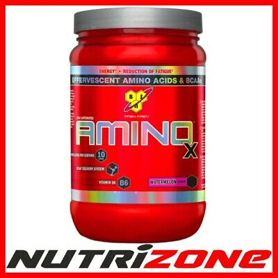 BSN AMINO X Most Effective Amino Acid BCAA AAKG TAURINE ALANINE Powder