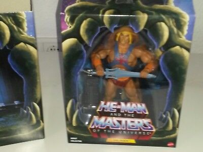 Masters of the universe He-man 2.0 Misb