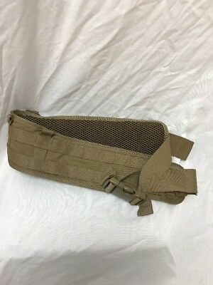 Eagle Industries Operator Gun Belt Padded Large Coyote DEVGRU FSBE