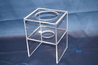 Brine Shrimp Hatchery Stand up to 4 slots