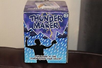 Thunder maker,the power of the storm within your grasp