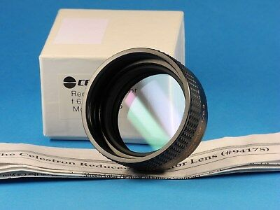 CELESTRON Focal Reducer / Corrector f/6.3 Model #94175 Made in Japan Top-Zustand