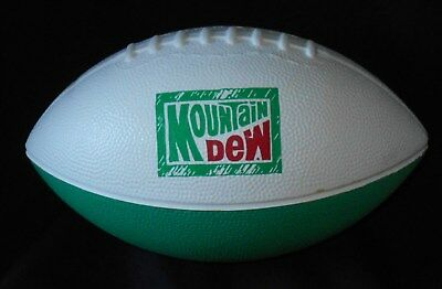Mountain Dew Dew The Dew Foam Football New Marks On It? Check All My Xmas Items