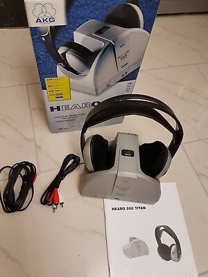 AKG Hearo 888 Titan wireless Dolby Surround Topzustand in OVP