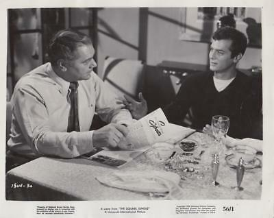"Scene from ""The Square Jungle"" Vintage Movie Still"