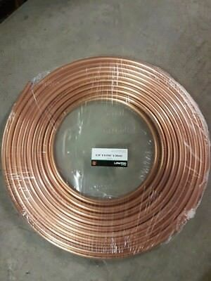 "lawton 5/8"" copper tube pipe 30 metres HVAC Air Conditioning refrigeration."