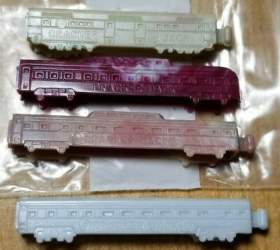 Cracker Jack F-5100 Series Train Passenger Car Toy