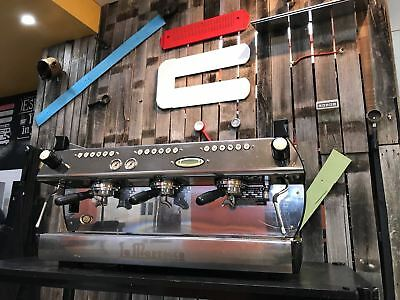 AS New La Marzocco GB5 AV 3 group coffee machine