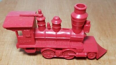 Cracker Jack Train Engine Whistle Toy