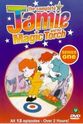 Jamie And The Magic Torch : The Complete Series 1 - Dvd (Brand New & Sealed)