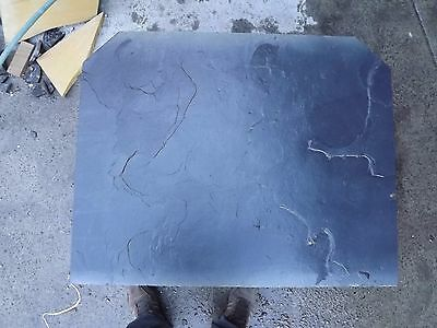 Slate hearth wood heater 20-25mm thick 800deep x 1000wide  we can cut to size,