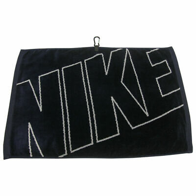 Nike Golf Face / Club Jacquard Golf Towel - 40Cm X 60Cm