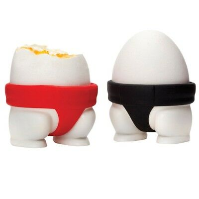 Sumo Eggs - Boiled Egg Cup Holders (2 units)