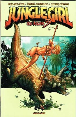 Jungle Girl Season 3 #1 TP Softcover 2016 Dynamite - Vault 35