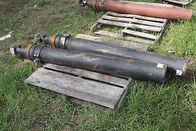 New Hyco 5 Stage Hydraulic Cylinder 50116-64-21550T Wayne Garbage Trucks/others