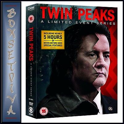 Twin Peaks - A Limited Event Series    *Brand New Dvd***