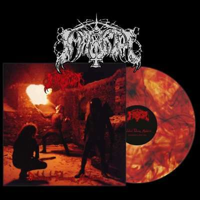 IMMORTAL - Diabolical Fullmoon Mysticism  LP  MARBLED