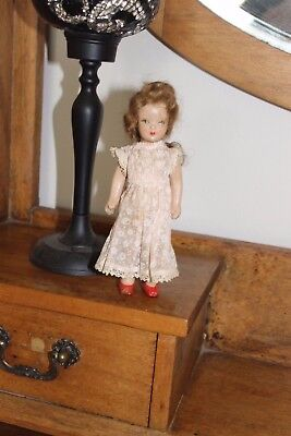 1930's  DOLL (think its German Bisque)