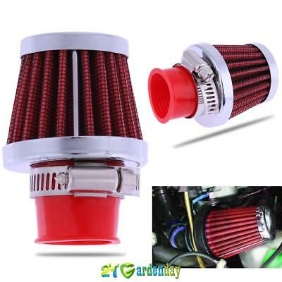 25mm 1inch Universal Car Mini Air Filter Clamp-On Intake Cold Air Filter Parts