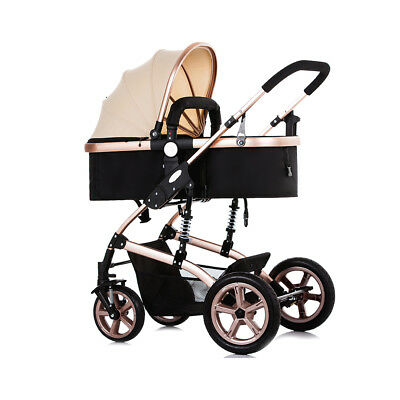 Plegable Bebé Niño Carritos Cochecito Silla de Paseo Carro Pram Buggy -UK STOCK