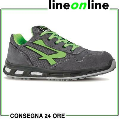Scarpe antinfortunistiche U Power RedLion POINT S1P ultraleggere estive