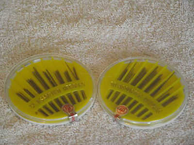2 x 30 Assorted Hand Sewing Needles