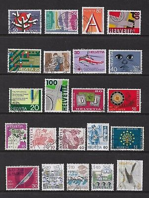 SWITZERLAND - mixed collection No.14