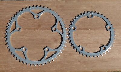 Vintage Shimano 105, 600, Golden Arrow Chainring - 52 - 40 Teeth Chain Ring