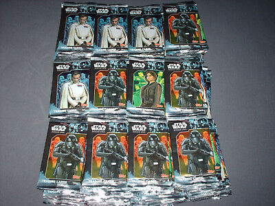 Topps Star Wars Rogue One Trading Card Game - 100 Booster