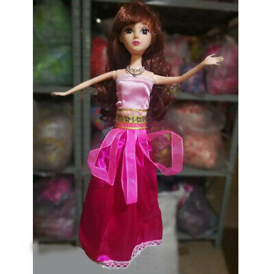 Pretty Doll Dress Clothes Gown for Barbie Party Outfits Skirt Exotic Clothes