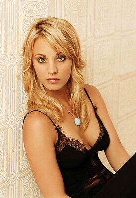 Kaley Cuoco, 8X10 & Other Size & Paper Type  PHOTO PICTURE kc13