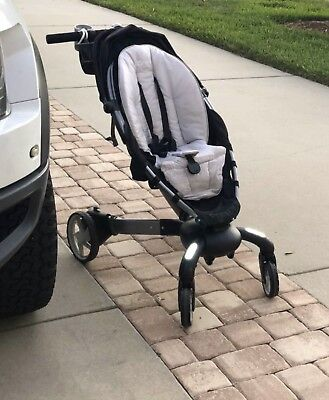 4moms origami stroller with accessories!