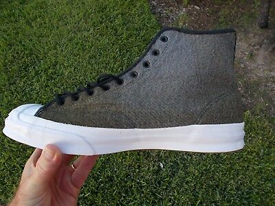 260e19a828885e Converse Men s Jack Purcell Woolrich Street Hiker GREEN Boots Shoes 153880C
