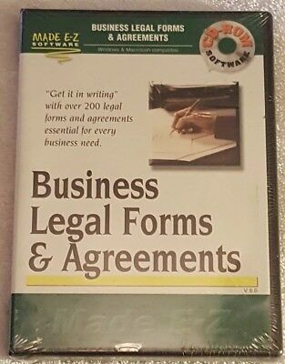 Business Legal Forms Software. Cosmolex Software Legal Document ...
